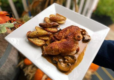 chicken-potatoes